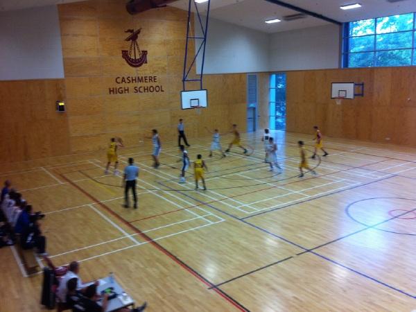 NZ  バスケットボール
