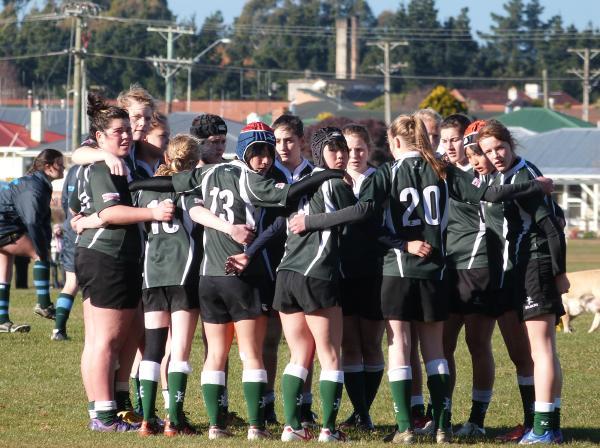 女子ラグビー ニュージーランド