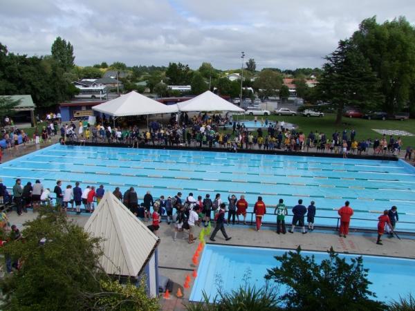 スイミング 水泳 留学 ニュージーランド