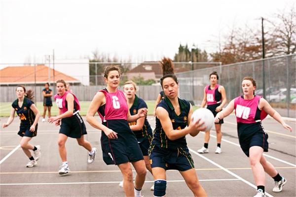 ネットボール 留学 ニュージーランド