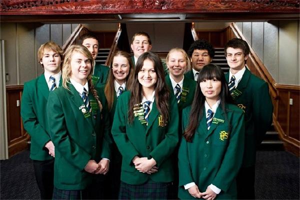 高校留学 ニュージーランド
