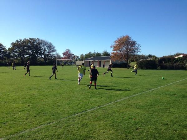 NZサッカー クラブ