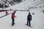 高校留学 スキー