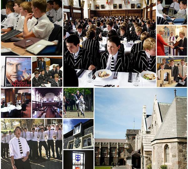 Christ's College / クライスト カレッジ