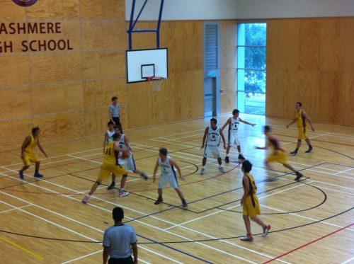 バスケットボール留学